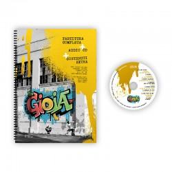 PARTITURA + CD MESSA DELLA GIOIA