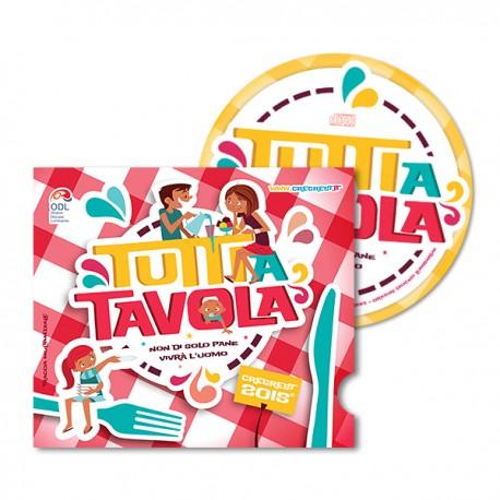 CD CRE 2011 - TUTTI A TAVOLA