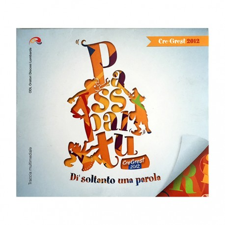 CD CRE 2012 - PASSPARTU